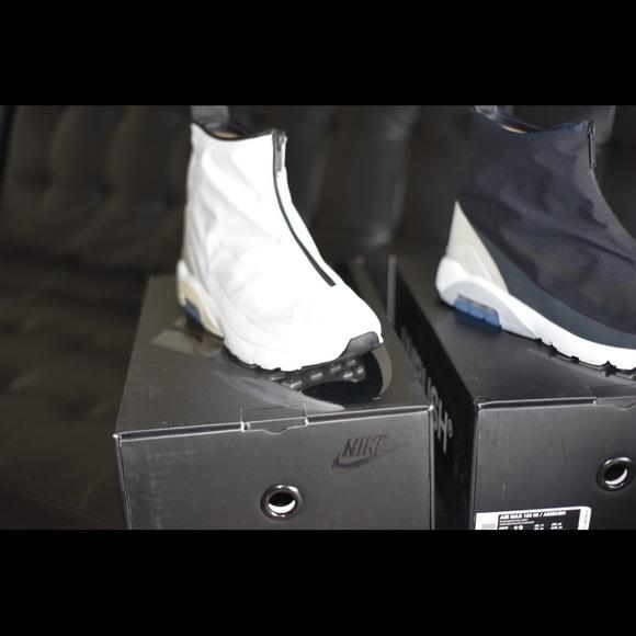 Nike Air Max 180 HI Ambush WhiteLight Bone Sz12 NWT